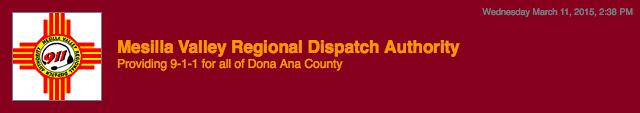 Messilla Valley Regional Dispatch Authority
